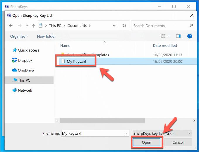 1607579673 208 Comment remapper des cles sur Windows 10