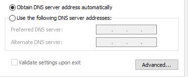 1607592570 712 Modifier ladresse IP et les serveurs DNS a laide de