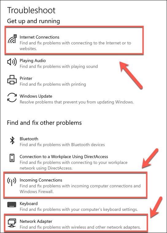1607603049 532 Comment reinitialiser les parametres reseau dans Windows 10