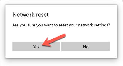 1607603051 501 Comment reinitialiser les parametres reseau dans Windows 10