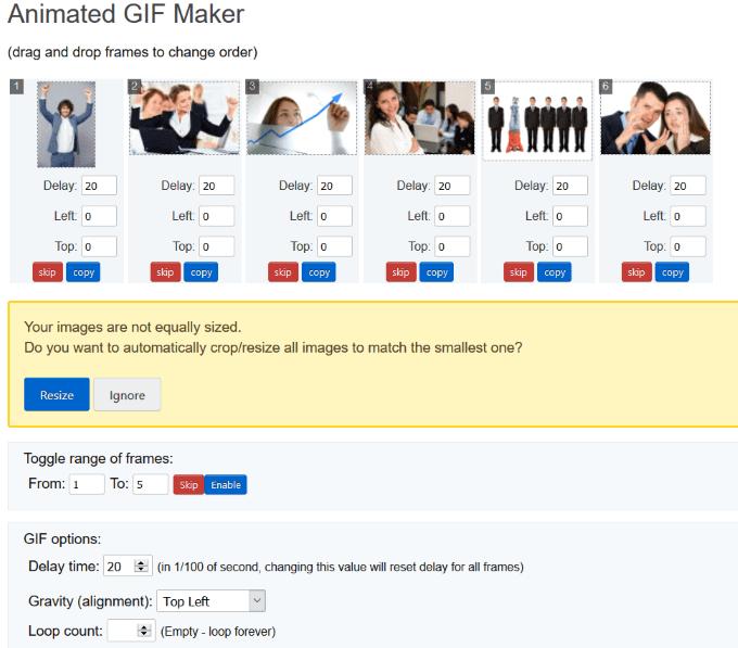 1607604557 101 Comment inserer un GIF anime dans PowerPoint