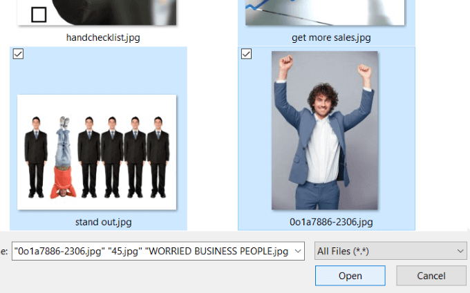 1607604557 438 Comment inserer un GIF anime dans PowerPoint