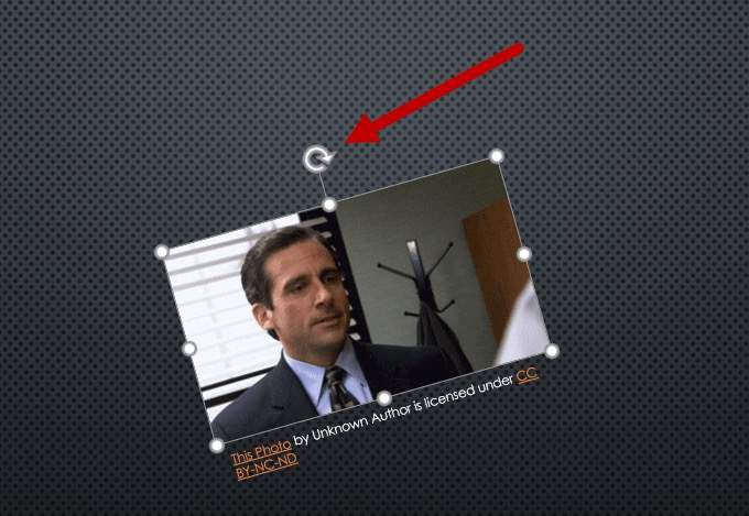 1607604557 927 Comment inserer un GIF anime dans PowerPoint