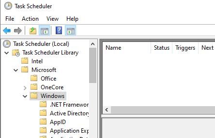 1607606825 493 Comment definir votre propre calendrier danalyse pour lantivirus Windows Defender