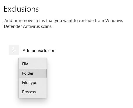 1607606825 974 Comment definir votre propre calendrier danalyse pour lantivirus Windows Defender