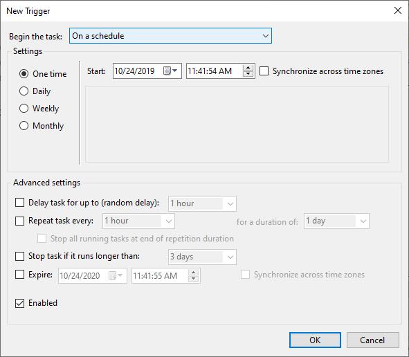 1607606826 878 Comment definir votre propre calendrier danalyse pour lantivirus Windows Defender