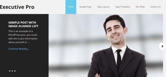 1607608603 967 Comment ameliorer votre site Web WordPress avec les conceptions de