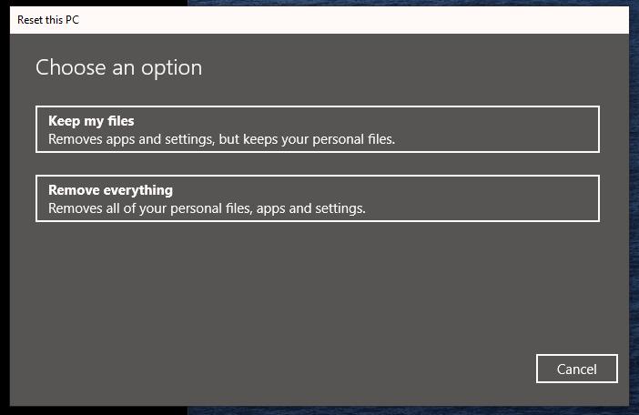 1607610930 181 Comment reinitialiser votre machine Windows lorsquelle commence a ralentir