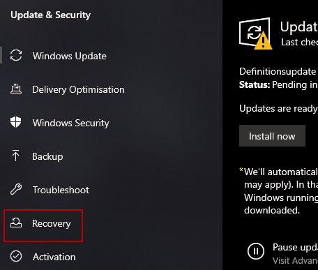 1607610930 773 Comment reinitialiser votre machine Windows lorsquelle commence a ralentir