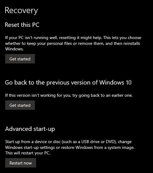 1607610930 905 Comment reinitialiser votre machine Windows lorsquelle commence a ralentir