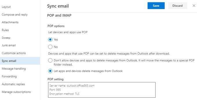 1607612801 384 Mlle Hotmail Explication des services de messagerie Microsoft Outlook