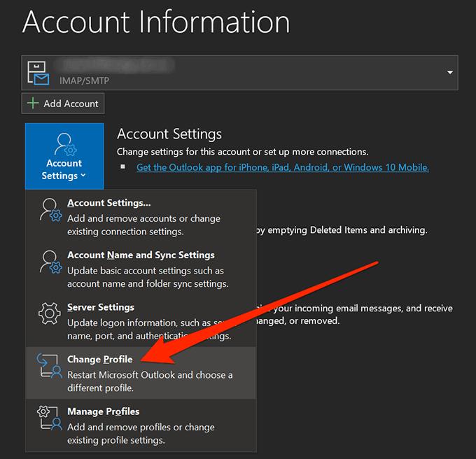 1607619147 355 Comment reparer Outlook continue de demander un probleme de mot