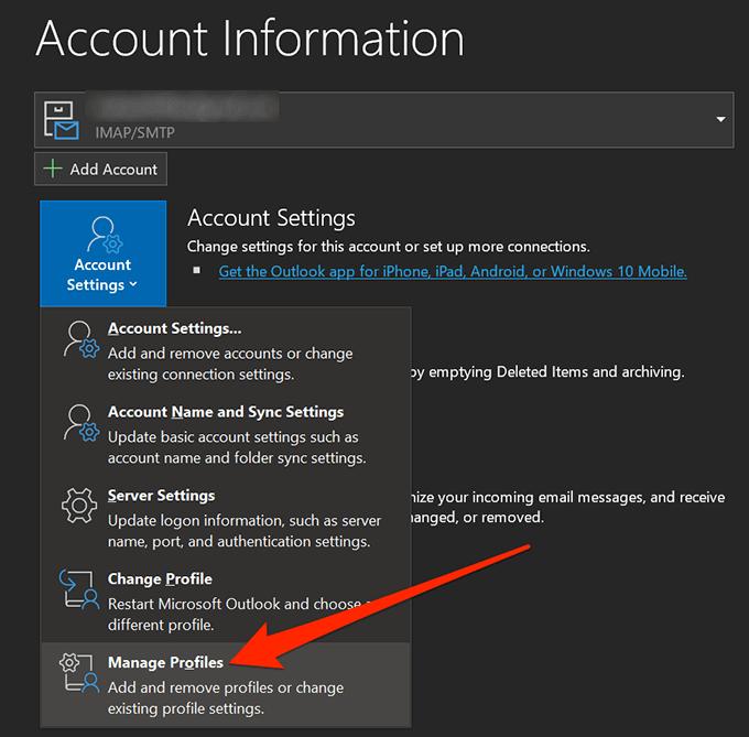 1607619147 559 Comment reparer Outlook continue de demander un probleme de mot