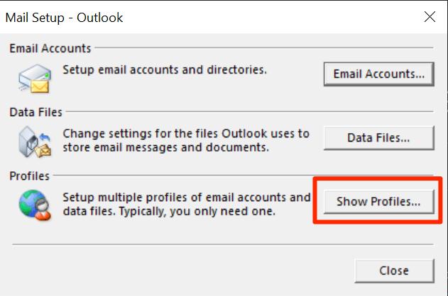 1607619147 684 Comment reparer Outlook continue de demander un probleme de mot