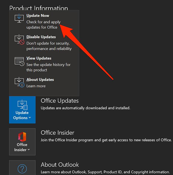 1607619147 85 Comment reparer Outlook continue de demander un probleme de mot