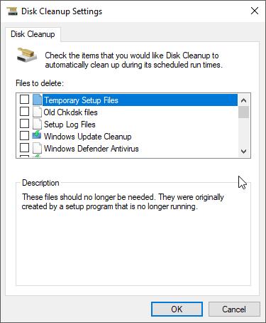 1607626302 868 Comment executer le nettoyage de disque dans Windows 10