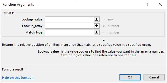 1607636575 840 Quand utiliser Index Match au lieu de VLOOKUP dans