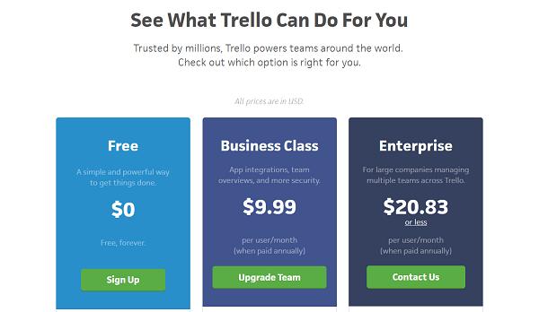 1607652510 659 Meilleures applications pour gerer les taches Trello vs Evernote