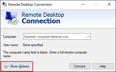 1607664498 18 Comment utiliser le bureau a distance dans Windows 10