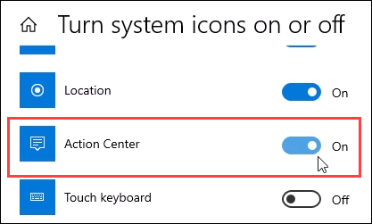 1607687625 426 Quest ce que Windows Action Center