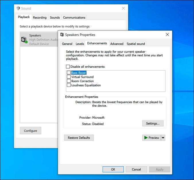 1607691625 71 Quest ce que lisolation graphique des peripheriques audio Windows et est elle