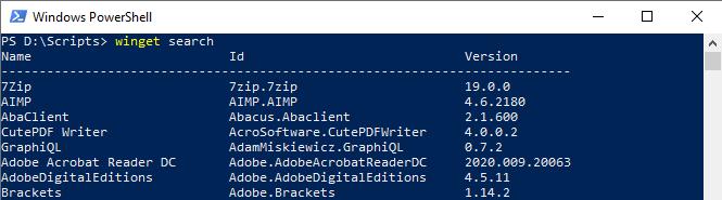 1607699136 73 Quest ce que le gestionnaire de packages Windows et comment lutiliser