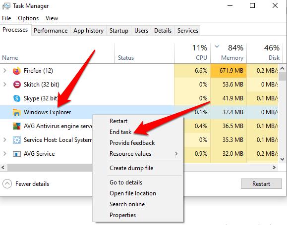 1607712351 354 Que faire si Windows 10 Action Center ne souvre pas