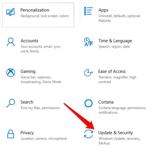 1607712354 309 Que faire si Windows 10 Action Center ne souvre pas