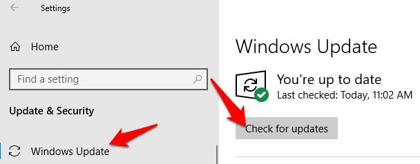 1607712354 956 Que faire si Windows 10 Action Center ne souvre pas