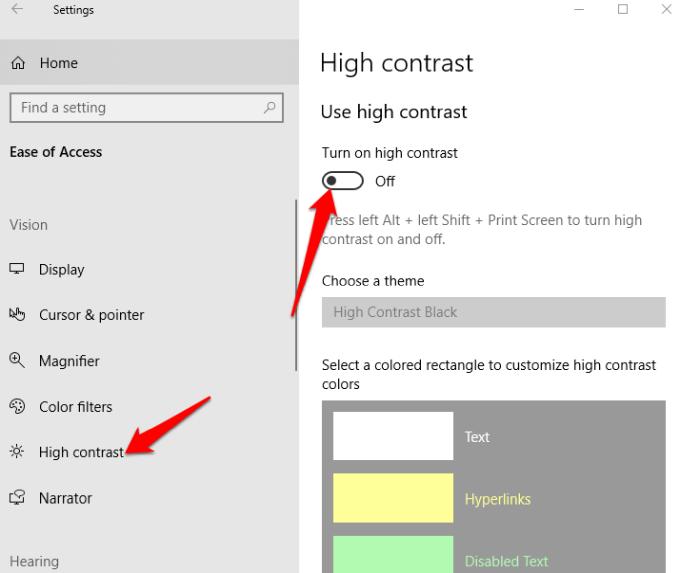 1607719866 543 Fonctionnalites daccessibilite de Windows 10 pour les personnes handicapees