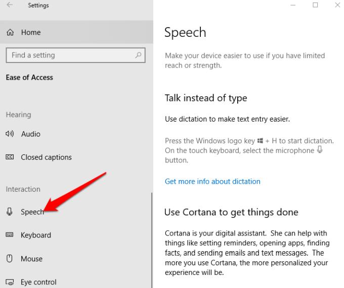 1607719867 837 Fonctionnalites daccessibilite de Windows 10 pour les personnes handicapees
