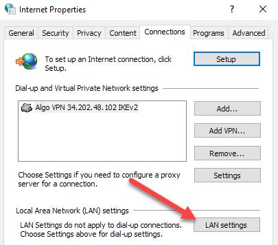 1607733613 818 Comment verifier les parametres du serveur proxy sur votre ordinateur