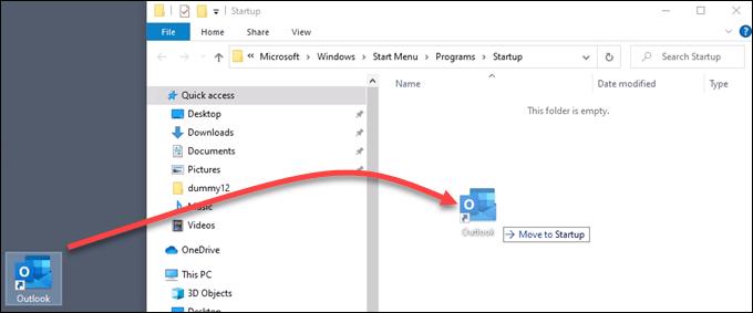 1607750726 392 Le dossier de demarrage de Windows 10 ne fonctionne pas
