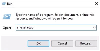 1607750726 405 Le dossier de demarrage de Windows 10 ne fonctionne pas