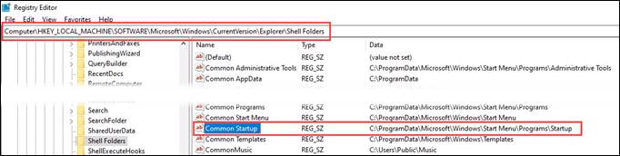 1607750727 874 Le dossier de demarrage de Windows 10 ne fonctionne pas