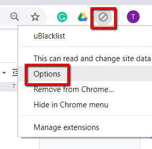 1607752540 169 Comment bloquer des sites Web sur Google Chrome