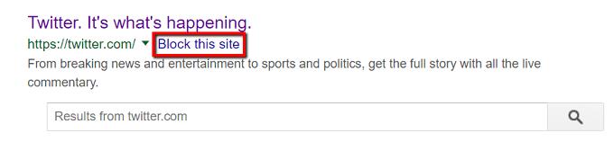 1607752540 674 Comment bloquer des sites Web sur Google Chrome