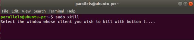 1607807874 198 Fermer de force un programme dans Ubuntu