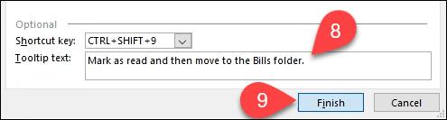 1607815083 633 Creer ou generer des raccourcis clavier pour Microsoft Office