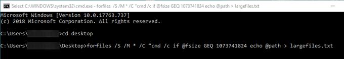 1607816502 305 4 facons de trouver des fichiers volumineux dans Windows 10