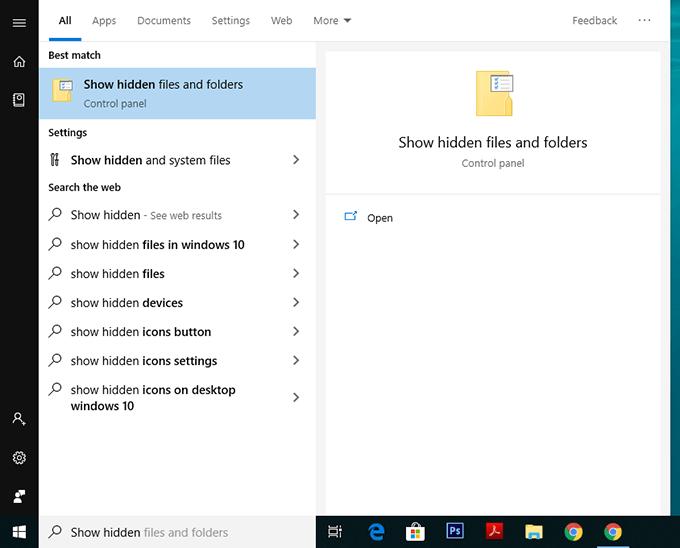 1607816502 450 4 facons de trouver des fichiers volumineux dans Windows 10