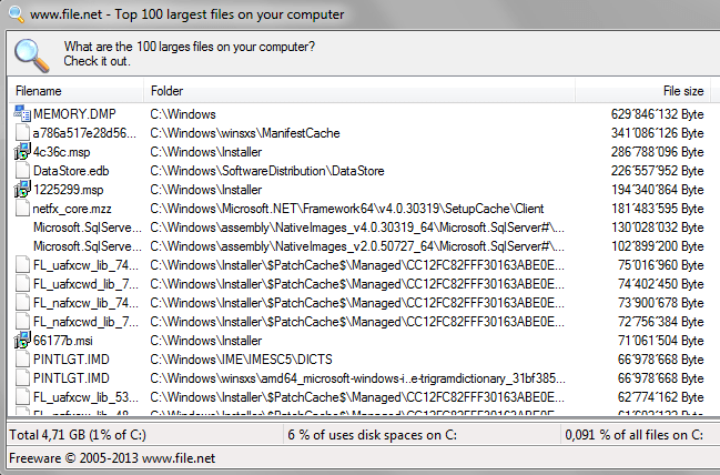1607816502 690 4 facons de trouver des fichiers volumineux dans Windows 10