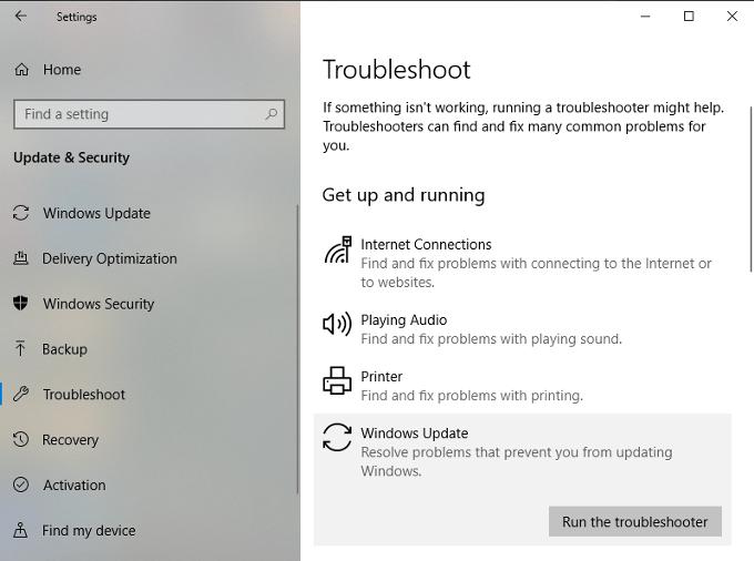1607817434 924 Les messages derreur Windows 10 les plus courants et comment