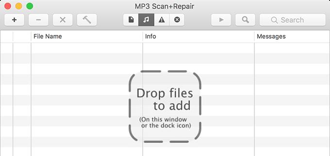 1607820199 23 Rechercher et reparer les fichiers MP3 endommages