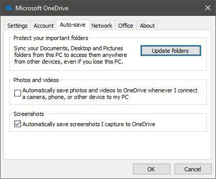 1607832025 518 Sauvegarder automatiquement les dossiers Windows importants avec OneDrive