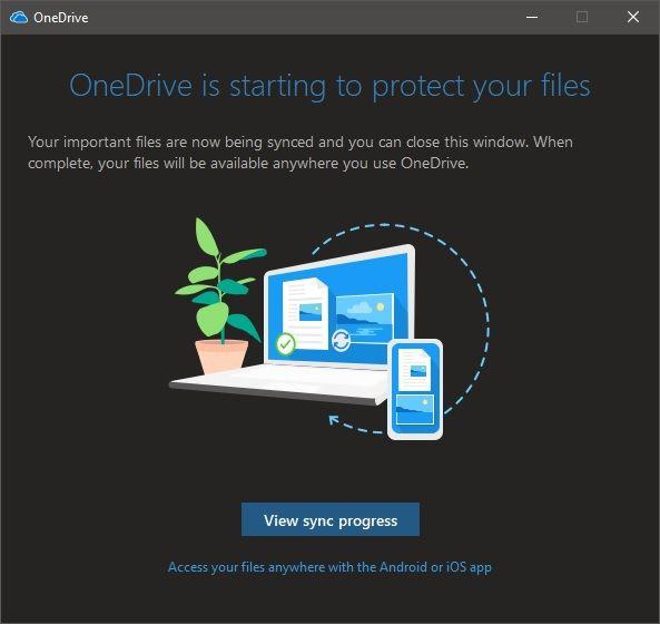 1607832025 928 Sauvegarder automatiquement les dossiers Windows importants avec OneDrive