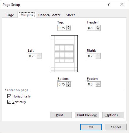 1607853190 830 Centrez vos donnees de feuille de calcul dans Excel pour