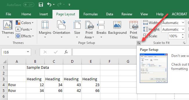 1607853190 982 Centrez vos donnees de feuille de calcul dans Excel pour