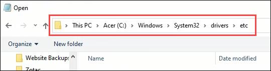 1607853896 930 Comment bloquer des sites Web sous Windows a laide du