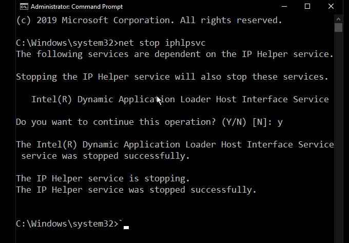 1607863234 877 Quest ce quIphlpsvc dans Windows 10 et est il sur